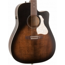 Simon & Patrick Songsmith Dreadnought CW Electro Acoustic in Bourbon Burst
